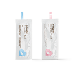 Pakketilbud med graviditetstest og eggløsningstest