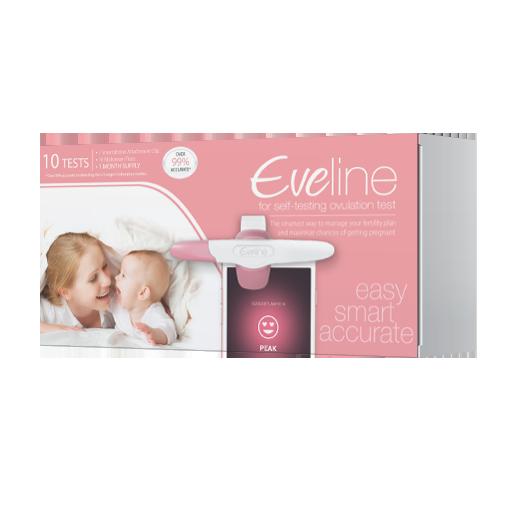 Eveline eggløsningstest refill