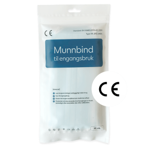 Munnbind type IIR
